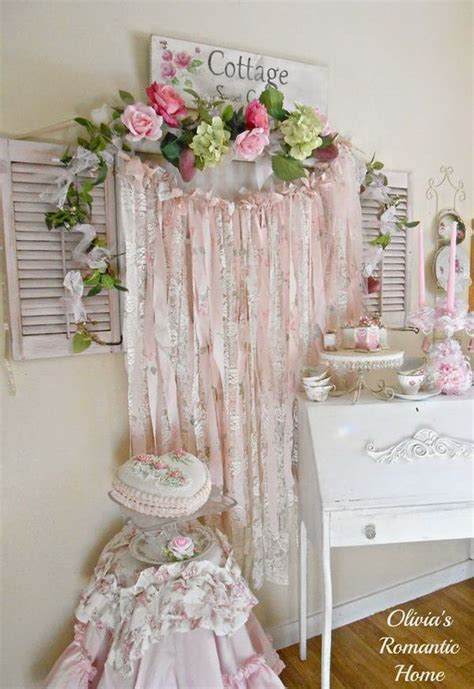 decorating with one pink chic went shopping and redone my 25 pretty shabby chic decoration ideas for creative juice