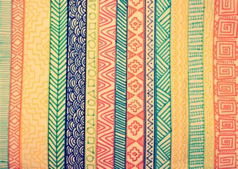 tribal pattern diy aztec tribal pattern by akittye on deviantart