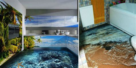 A D Flooring by Say Goodbye To Linoleum And Grab A 3d Liquid Floor For The Home