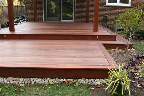 How To Build An Awning Over A Deck Ipe The Wood Database Lumber Identification Hardwoods