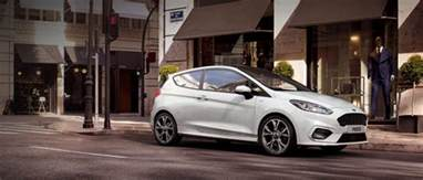 Ford Line Of Cars All New Ford St Line Spec Ford Uk
