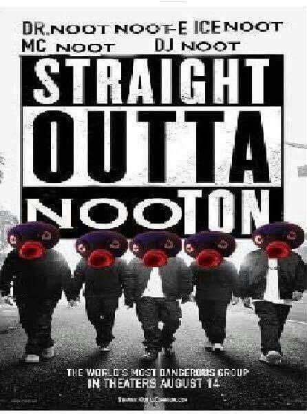 Noot Noot Meme - noot noot motherfucker noot noot pinterest memes