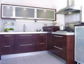 Interior Kitchen Cabinets Beauty Houses Purple Modern Interior Designs Kitchen
