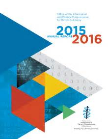 annual reports office of the information and privacy