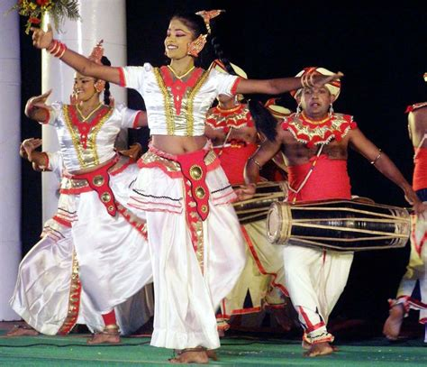 sri lankan troupe dance performance cultural dance