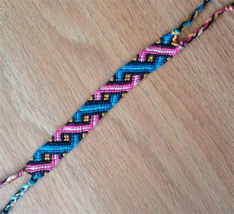 friendship bracelets with normal friendship bracelet pattern 53 braceletbook