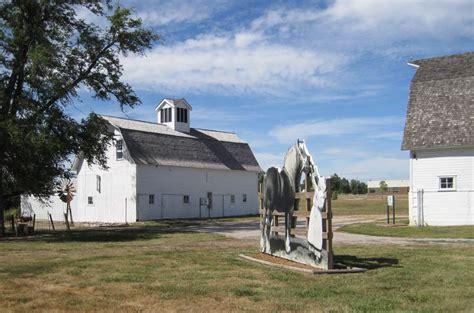 The Barn Show About The Maasdam Barns Fairfield Iowa