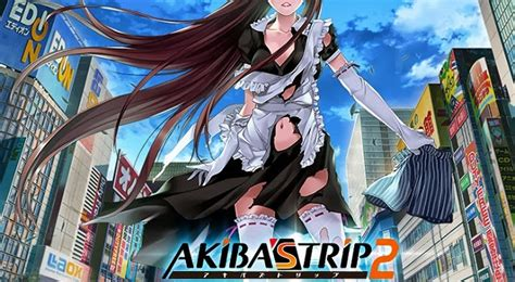 Kaset Ps4 Akiba S Trip Undead akiba s trip undead and official trailer released ps4 attitude