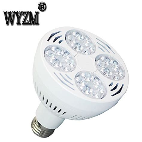 Pool Led Light Bulb Wyzm 35watt Swimming Pool Led Light Bulb 6000k Daylight White E26 Base 500w Traditional