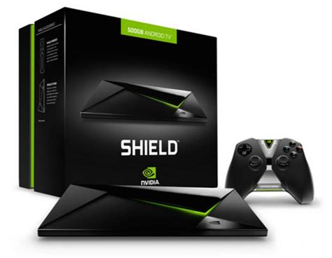 nvidia shield console new nvidia shield tv console 500gb pro android gaming
