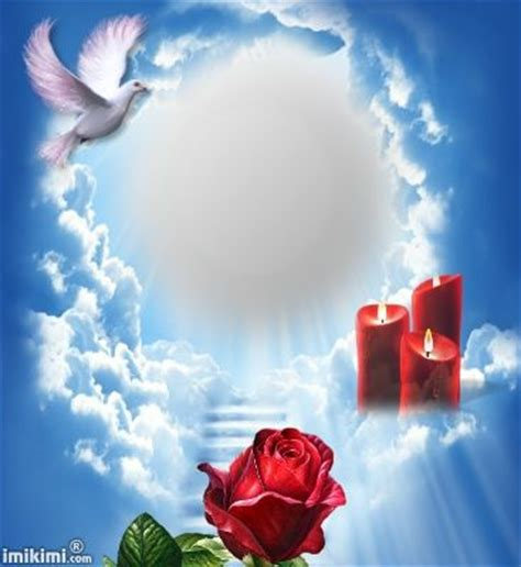 17 Best Images About Heavenly Wishes On Pinterest My Mom Dads And Heavens In Loving Memory Picture Templates