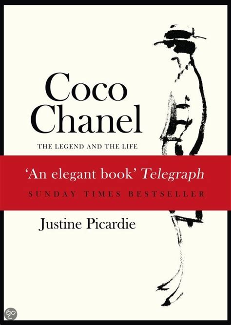 coco chanel biography book review bol com coco chanel justine picardie 9780007318995