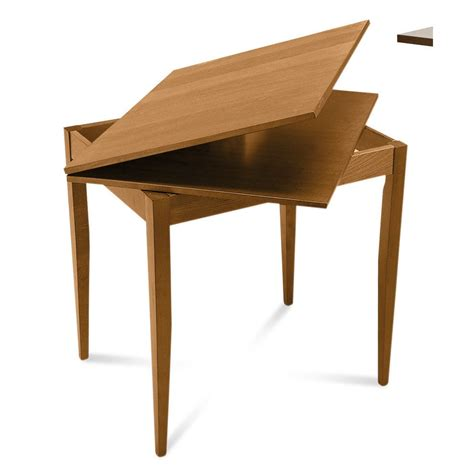 collapsable dining table clever folding dining table to save more space of small