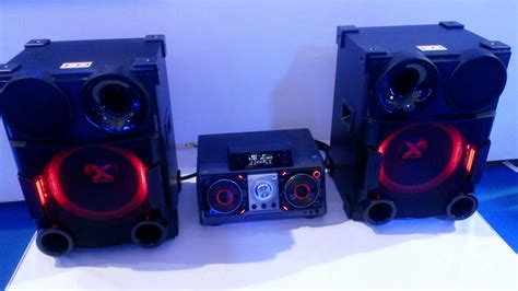 lg cm9730 home theatre systems the most powerful
