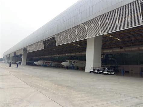 detik garuda indonesia punya hanggar pesawat terbesar di dunia