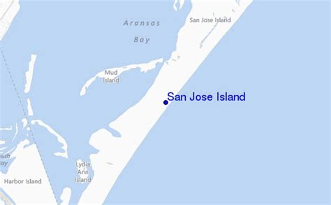 san jose tx map san jose island surf forecast and surf reports usa