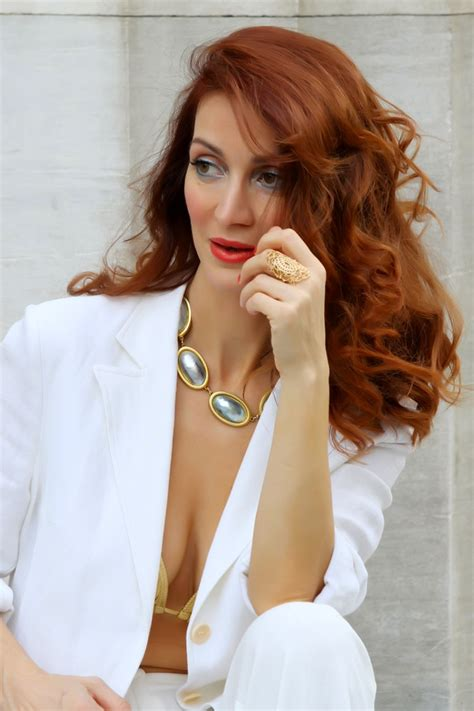 redhead illusion golden touch