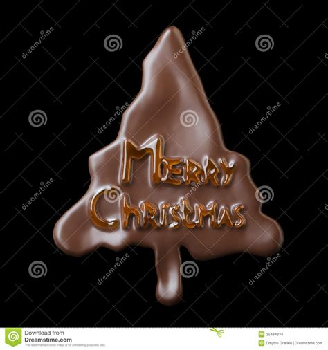 new year shaped cookies new year tree shaped chocolate cookie with merry
