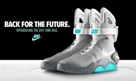 Marty McFly?s 2011 NIKE MAG THEE BLOG