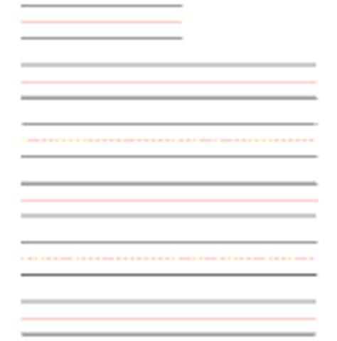 dltk printable writing paper printable writing paper