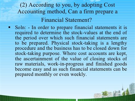 Can You Be A Cpa With A Mba by Cost Accountancy Historical Development Mba