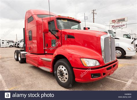 kenworth lkw kenworth truck usa stockfotos kenworth truck usa bilder