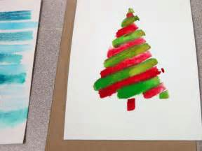 Michaels Christmas Craft Ideas - inventorartist 187 watercolor christmas cards