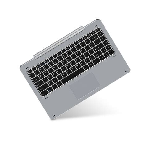 Eksternal Keyboard Magnetic For Chuwi Hibook Silver eksternal keyboard magnetic for chuwi hi13