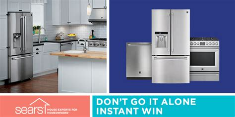 Shop Your Way Instant Win - shop your way sears don t go it alone instant win game 5