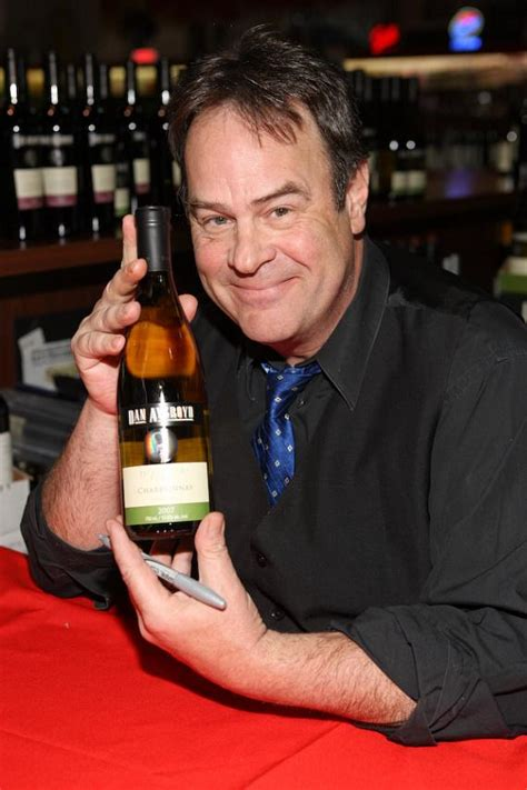 Dan Aykroyd Is Producing His Own Wines dan aykroyd bottle signing at s discount liquor