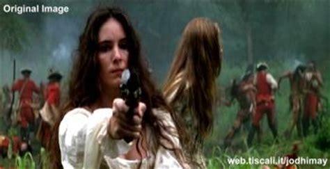 film gratis l ultimo dei mohicani speciale l ultimo dei mohicani i protagonisti sul set