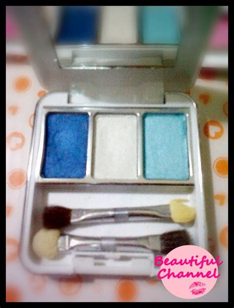 Murah Eyeshadow 6 Warna Channel Channel Eye Shadow 06 beautiful channel review purbasari p series eye shadow