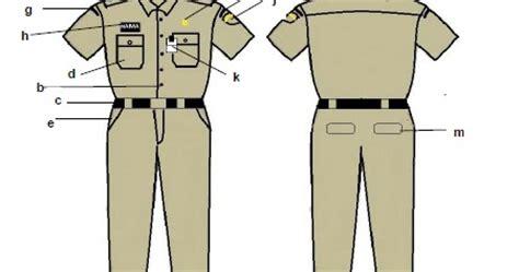 Pakaian Dinas Asn Pakaian Dinas Pns Asn Tahun 2017 Berdasarkan Permendagri