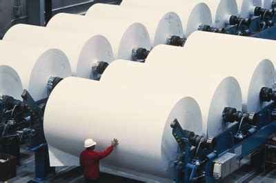 Paper Industry - ssd drives applications pulp paper