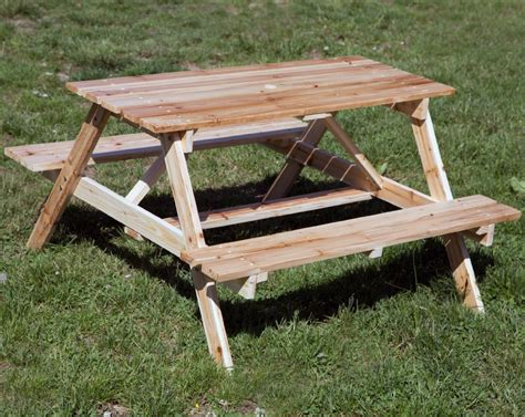 oak picnic bench wooden garden picnic table all about house design best