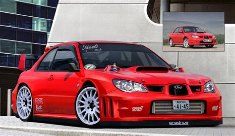 subaru impreza modified subaru modified cars www pixshark com images galleries