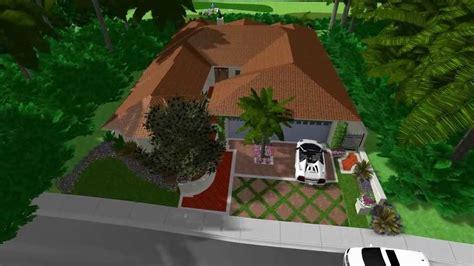 3d landscape design virtual presentation studio presents 3d landscape pool design virtual presentation studio