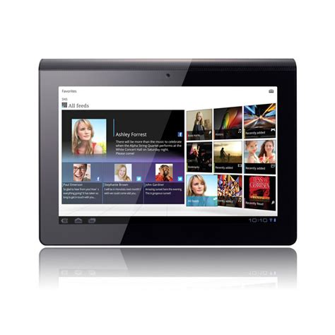 Tablet Sony 10 Inc sony tablet s look price and availability