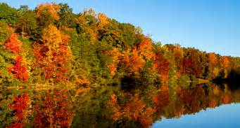 autumn color carolina fall color map folkmoot usa