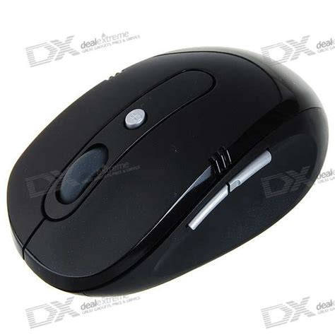 Mouse Wireless Model Buntut wireless optical mouse