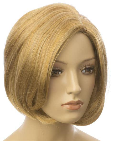 synthetic mannequins wigs male female female blonde mannequin wig short bob cut