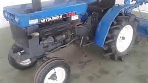 Mini Tractor Mitsubishi Mini Tractor Mitsubishi D 1450