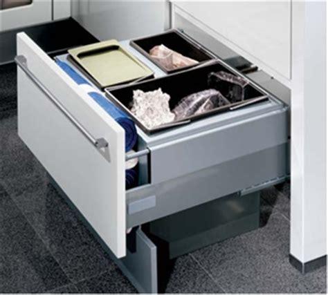 Kitchen Waste Solutions by Kitchen Solutions Kent German Kitchen Specialists