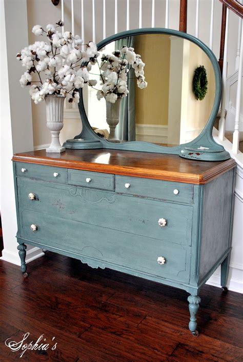 Paint Dresser by S Milk Paint Dresser