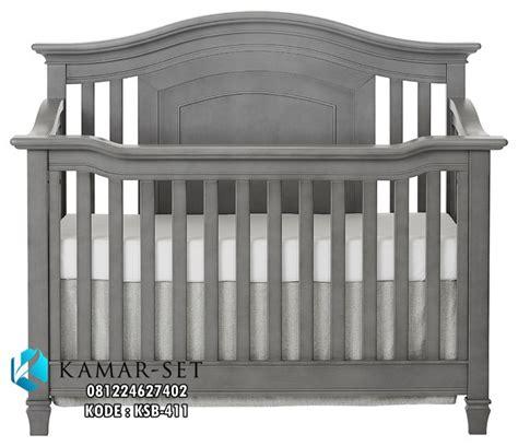 Set Kamar Bayi Tempat Tidur Bayi Ranjang Kayu Jati tempat tidur bayi box bayi kayu terbaru harga murah kamar set