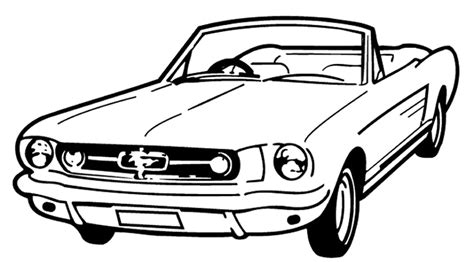 mustang coloring sheet mustang car coloring pages voiture mustang coloring page