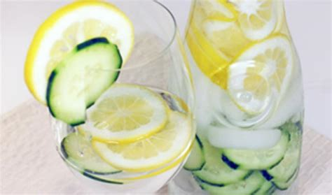 Lemon And Cucumber Detox Water by Infused Water The Ultimate Weight Loss Secret
