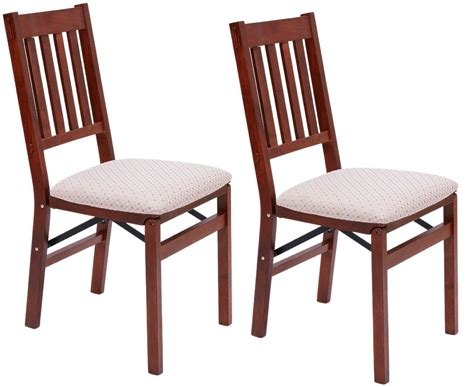 folding dining chairs arts and crafts folding dining chairs 2x solid hardwood