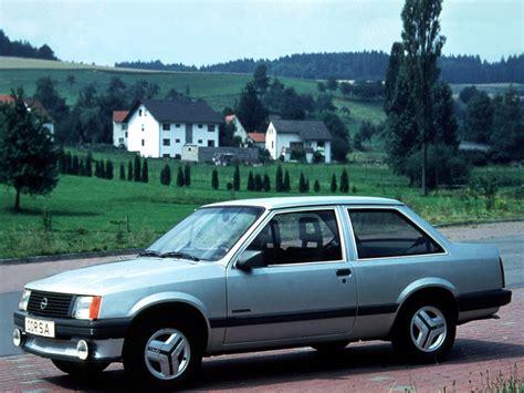 opel corsa sedan mad 4 wheels 1983 opel corsa a tr 2 door best