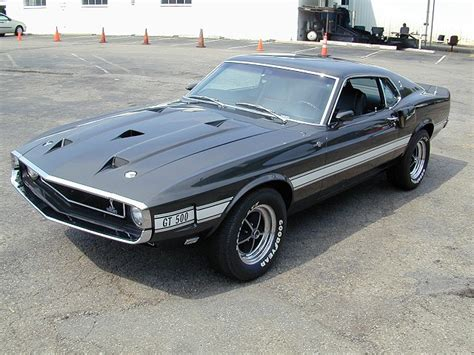 mustang 1969 shelby ford mustang shelby gt500 1969 the best machines that